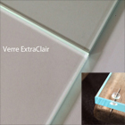 Verre Sécurit (trempé) ExtraClair