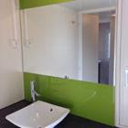 miroir de salle de bain dimension sur mesure. Black Bedroom Furniture Sets. Home Design Ideas