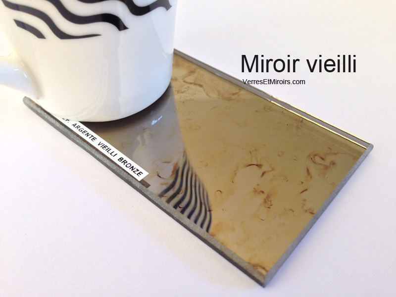 Grec ancien en ligne for Miroir in english