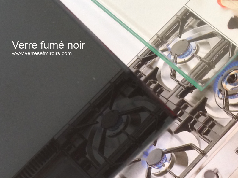 produit verrier verre fum noir dark grey prix et devis sur mesure partir de 110 ttc. Black Bedroom Furniture Sets. Home Design Ideas