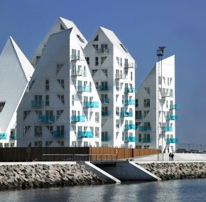 Les applications du verre coloré Vanceva