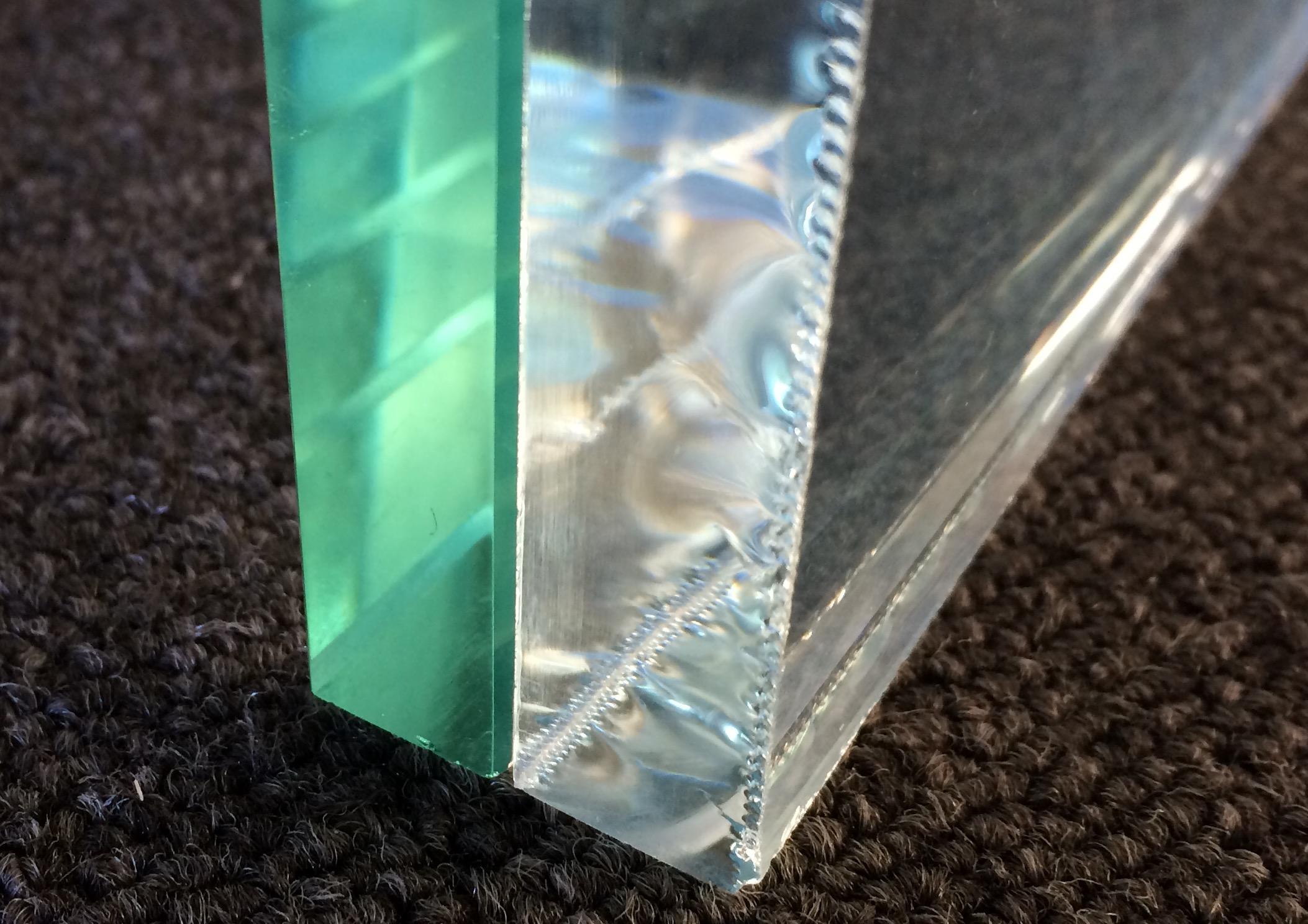 Comparatif verre extraclair verre feuillet et verre clair - Verre securit pour table ...