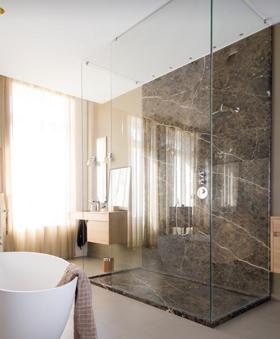 paroi et porte de douche en verre sur mesure livraison paris et ile de france. Black Bedroom Furniture Sets. Home Design Ideas