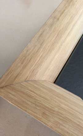 miroir encadr sur mesure et cadre pour miroir. Black Bedroom Furniture Sets. Home Design Ideas