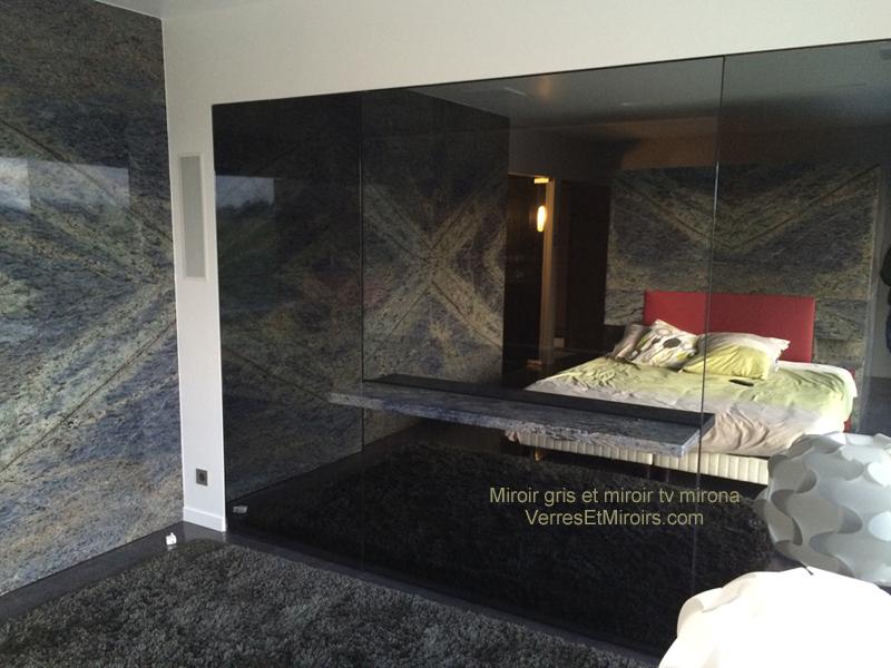 T l vision miroir haut de gamme for Tlvision miroir