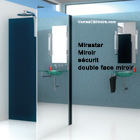 Miroir Double Face trempé Mirastar