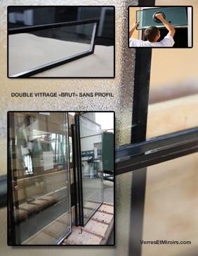 double vitrage phonique sur mesure 10 10 4. Black Bedroom Furniture Sets. Home Design Ideas