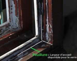 Comment poser un double vitrage comment remplacer un for Fenetre qui rentre dans le mur