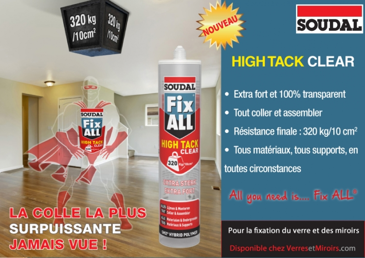Colle extra forte PRO Fill All High Tack