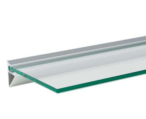 etagere verre sur mesure