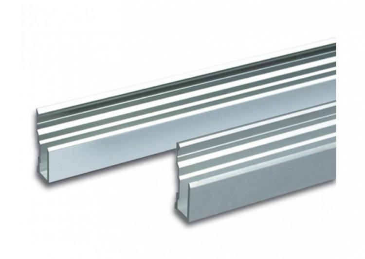 profil pour miroirs aluminium laqu blanc ral9010 2m50 ref bohle bo5208012 bohle. Black Bedroom Furniture Sets. Home Design Ideas